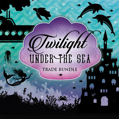 PRE-ORDER CRAFT SHOW your  DELIGHTFUL -COLLECTION (BUNDLE DEAL ) 5 TWILIGHT SEA