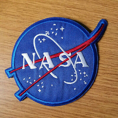 NASA Meatball Patch 4 1/2 inches wide