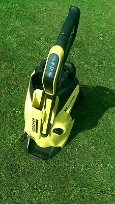 Karcher  K4 Full Control Home Pressure Washer 1800W 130 Bar Pressure 0D1