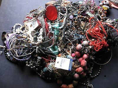 2.8 Kilos of Costume Jewellery Costume Jewellery