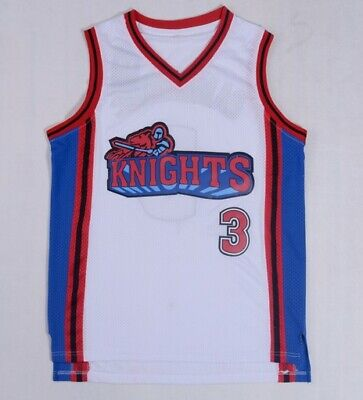 3af2ee5ec97f Calvin Cambridge  3 Like Mike LA Knights Basketball Jersey All Stitched  S-3XL