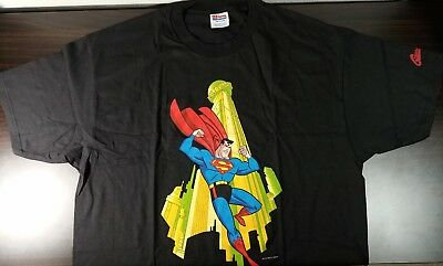 Vintage 1998 Graphitti Designs Superman T-shirt! NEW/UNWORN! Rare! Size XL