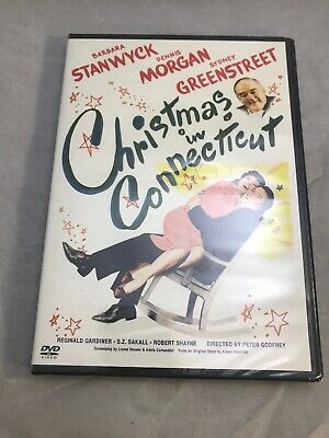 Christmas In Connecticut Dvd.Christmas In Connecticut New Dvd Black White Dubbed