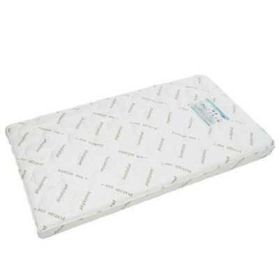 NEW Babyhood Breathe Eze Porta Cot Mattress 104 x 72 cm from Baby Barn Discounts