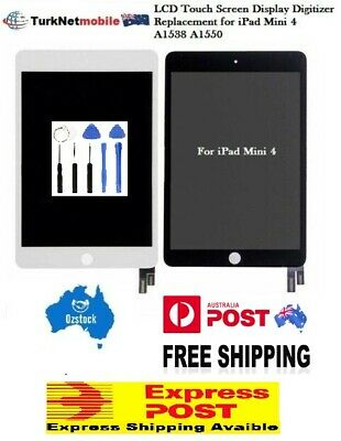 For iPad Mini 4 A1538 A1550LCD Touch Screen Display Digitizer Replacement