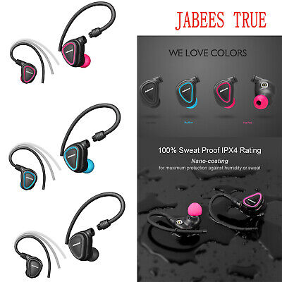 35c1ebdfb81 For JABEES TRUE Wireless Charging Case Sport Bluetooth 4.1 In-ear Headphone  Sets