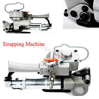 Industrial A-19 Handheld Pneumatic Strapping Machine  For 13-19mm PP &PET Strap
