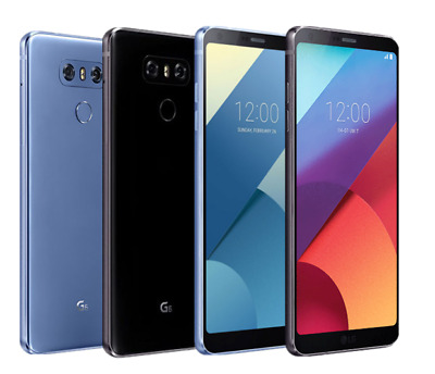 LG G6 H873 32GB GSM Unlocked 5 7'' Android 4G WIFI Quad Core 13 0MP  Smartphone