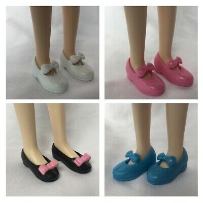 MagiDeal 1/6 Doll Princess Shoes Plastic High Heels for Blythe Licca Doll