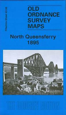 Old Ordnance Survey Map North Queensferry 1895