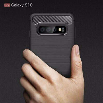 Case For Samsung Galaxy S10 S10e S10Plus Shockproof Thin Slim Bumper Phone Cover