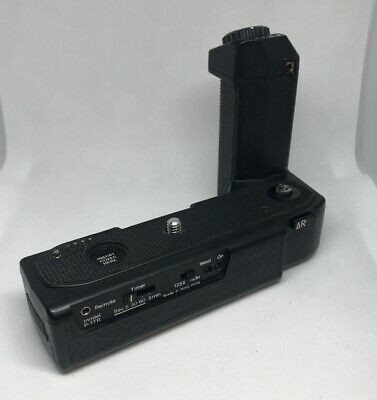 Electronic Power Winder for Pentax model P-1TR. #932,967