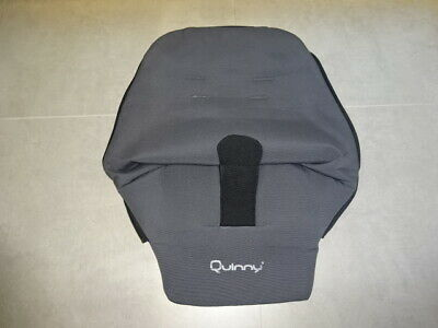 QUINNY BUZZ COVER 2nd stage XL 18m+ for SEAT UNIT in Grey Charcoal