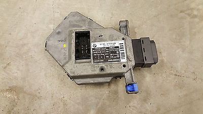 Bmw 7 Series E65 E66 E67 Ignition Switch Start Stop Engine 6972438