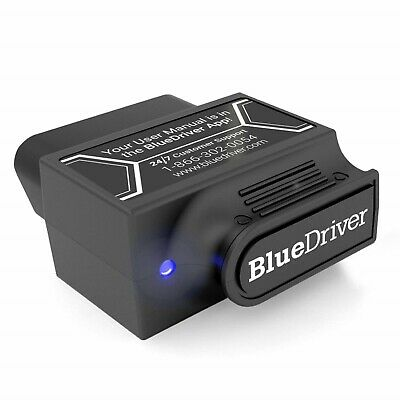 Blue Driver Bluetooth OBDII Professional Scan Tool Android iPhone iPad Check