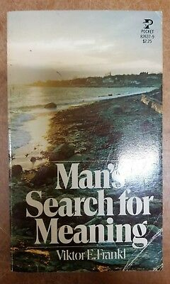 Man's Search For Meaning by Frankl, Viktor E.(FC30-3)