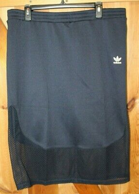 8682f6c19d49 Adidas Womens Originals Osaka Archive Ankle Track Pants BQ5753 Joggers Navy  Red