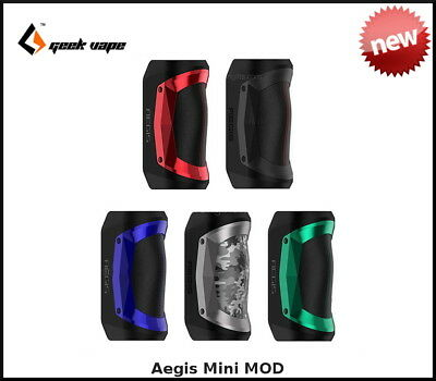 GeekVape AEGIS Mini MOD - 80W - TC - MOD ONLY - 100% Authentic
