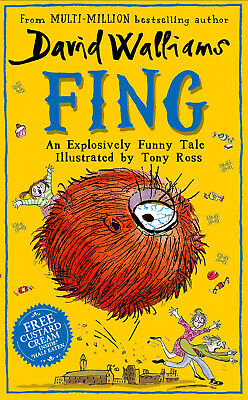 Fing by David Walliams - New David Walliams Kids Book - Hardback
