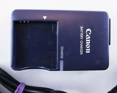 Genuine EOM Canon Camera Battery Charger CB-2LVE G  4.2V 0.65A