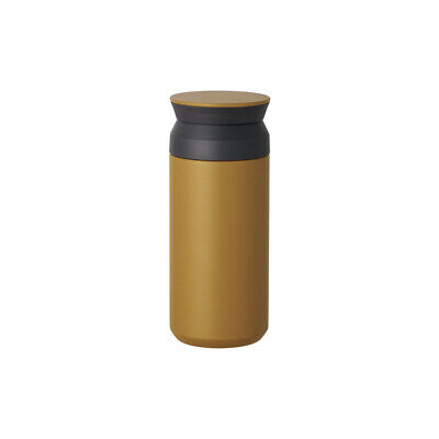 KINTO TRAVEL TUMBLER 350ml Coyote Gold 20937 Thermo Mug Bottle from JAPAN