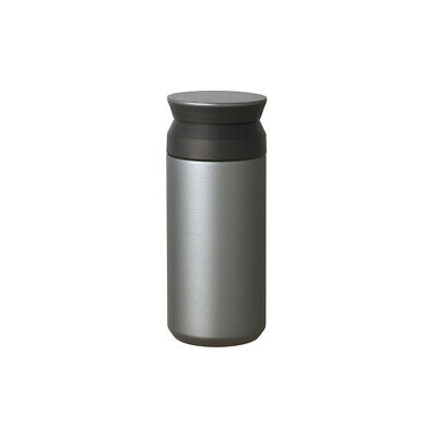 KINTO TRAVEL TUMBLER 350ml Silver 20938 Thermo Mug Bottle from JAPAN