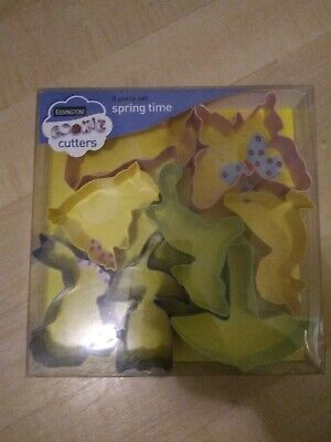 Choice of Sizes Spring Time Cookie Cutters Tulip Hummingbird Butterfly