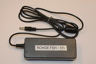 Aftermarket Charger for Rohde & Schwarz FSH3 and FSH6 Handheld Spectrum Analyzer