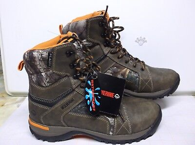 468be4950a6 WOLVERINE MEN'S SIGHTLINE High Waterproof 600g Hunting Boots W08792 ...