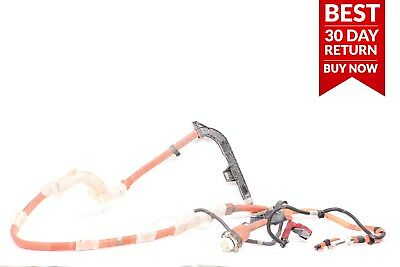 10-15 Toyota Prius Hybrid Inverter Battery Wire Harness Cable A38 Oem