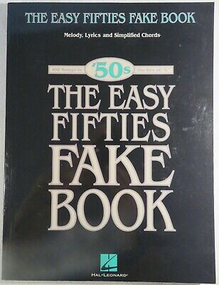 The Easy Jazz Standards Fake Book Sheet Music 100 Songs in the Key