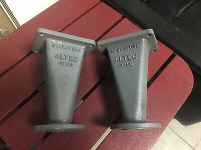 ALTEC 30166 Throats pair  for 1505 horn  Worldwide ship