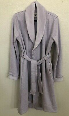 b37924d166 NWOT Ugg Women s Duffield II Robe In Lavender Heather Size M Retail  139