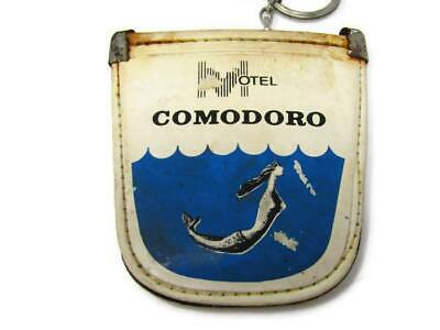 Vintage Keychain: Foreign Brazil Motel Comodoro Commodore