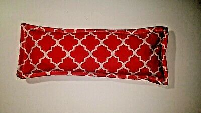 Microwave Heating Pad Rice Bag Hot Cold Lavender Scent Therapy