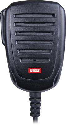 Gme Mc010 Waterproof Speaker Microphone For Tx685 / Tx6150 / Tx6155 Radio