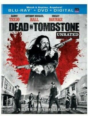 Dead in Tombstone [Unrated] [2 Discs] [Blu-r (Blu-ray Used Very Good) BLU-RAY/WS