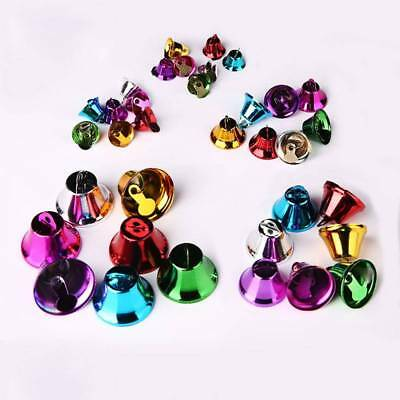 Wholesale Mixed Color Christmas Small Jingle Bells For Craft bells 14~32mm