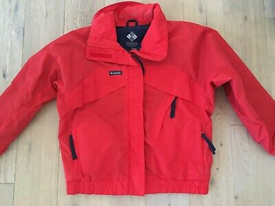 Vintage Women's 90s COLUMBIA Whirlibird 3 in 1 Ski Jacket SHELL ONLY Size L