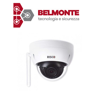 Telecamera VuPoint Dome IP Camera wi-fi Risco 1.3MP