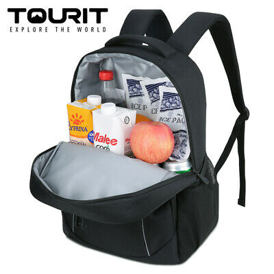 TOURIT Insulated Cooler Backpack Lightweight Backpack Cooler Bag Leak-Proof