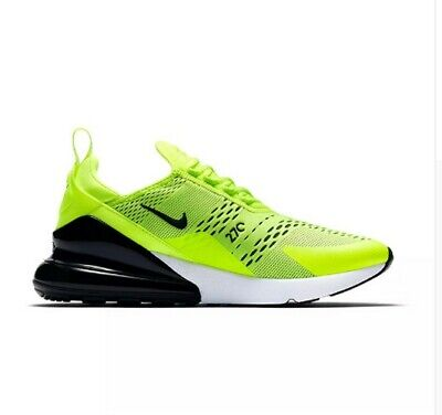 separation shoes d3d7c e8d91 NIKE AIR MAX 270 180 Hommes chaussures de course Sport baskets JAUNE ...