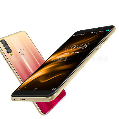 Android 8.1 Smartphone 5 Zoll 8GB Dual SIM Handy Ohne Vertrag 4Core GPS Phablet