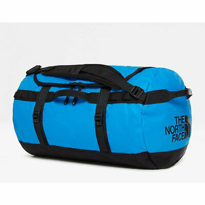 51000e12f THE NORTH FACE base camp duffel S bomber blue tnf black 50L new duffle bag