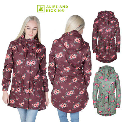 Alife And Kickin Parka FLORA marine