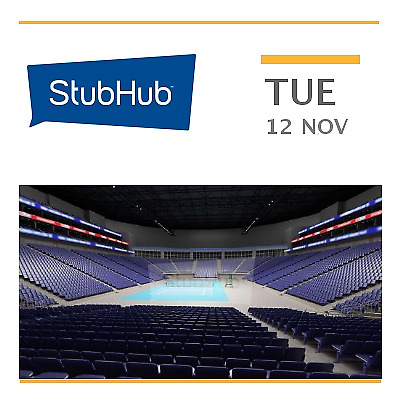 2019 Nitto ATP Finals Tickets - London