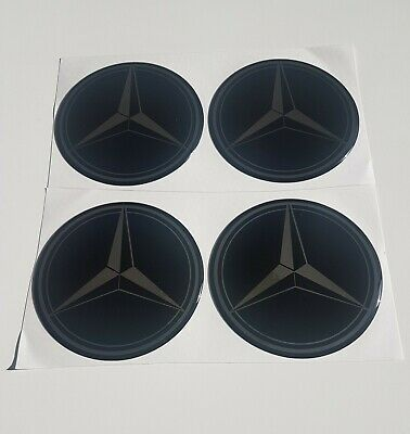 4X 90MM/~3,54 INCHES 3D effect dome shaped stickers for