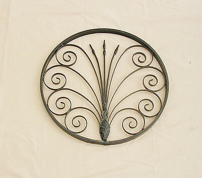 Wrought Iron Decoration For Wooden Gate/fence/ Wall
