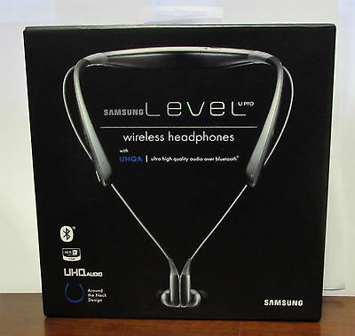 7e6f25aedcf Samsung Level U Pro Bluetooth In-ear Headphones with Microphone New Sealed