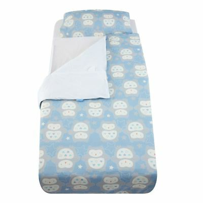 Ollie the Owl Gro to Bed Children's Bedding Sheets by the Gro Company - Cot-Bed